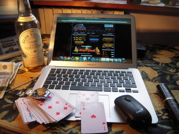 Видеокурс по заработку на онлайн казино